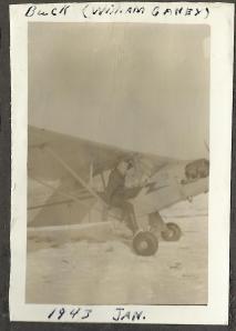 Buck's Plane 1943